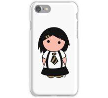 Tie Girl Jade iPhone Case/Skin