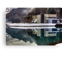 Bludenz (Vorarlberg, Austria) Canvas Print