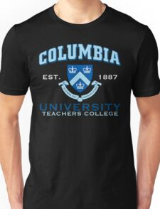Columbia Teachers College Unisex T-Shirt