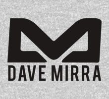 dave mirra logo Kids Clothes