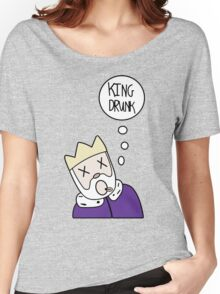 KING DRUNK China,il Women's Relaxed Fit T-Shirt