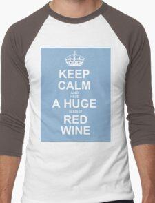 Scandal - Keep Calm Scandal fans ! Men's Baseball ¾ T-Shirt