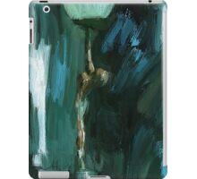 Art Deco Lamp Lady iPad Case/Skin