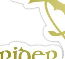 Goldrider Sticker