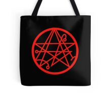 Necronomicon (red) Tote Bag