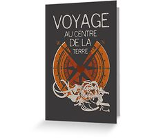 Books Collection: Jules Verne Greeting Card