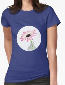 Daisy Beauty Womens Fitted T-Shirt