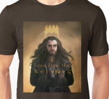 "Thorin Oakenshield Long Live the King ""The Hobbit"" Unisex T-Shirt"