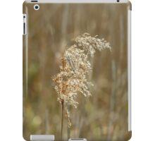 Reed Seedhead iPad Case/Skin