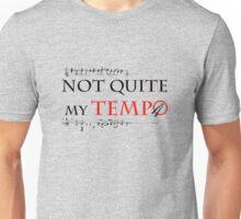 Whiplash - Not quite my tempo Unisex T-Shirt