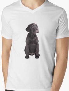 cute little black labrador retriever puppy T-Shirt