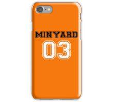 Andrew Minyard's Jersey iPhone Case/Skin