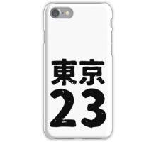 Tokyo 23 iPhone Case/Skin