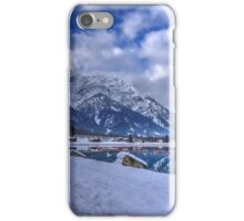 Bludenz (Vorarlberg, Austria) iPhone Case/Skin