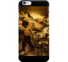 I Thought Earth Was Flat iPhone Case/Skin