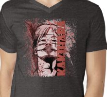 Kakihara T-Shirt Mens V-Neck T-Shirt