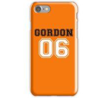 Seth Gordon's Jersey iPhone Case/Skin