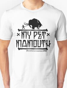 My Pet Mamouth T-Shirt