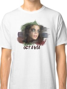 Octavia - The 100 - Brush Classic T-Shirt