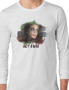 Octavia - The 100 - Brush Long Sleeve T-Shirt