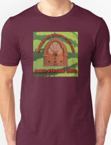 Watermelon Mountain Jug Band Front Cover T-Shirt