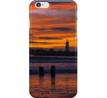 Santa Cruz Sunset iPhone Case/Skin