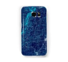 New York NY Saratoga 148429 1902 62500 Inverted Samsung Galaxy Case/Skin