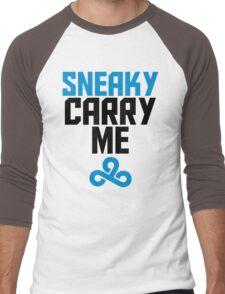 Sneaky Carry me C9 Men's Baseball ¾ T-Shirt