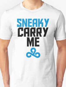Sneaky Carry me C9 (League of Legends) T-Shirt