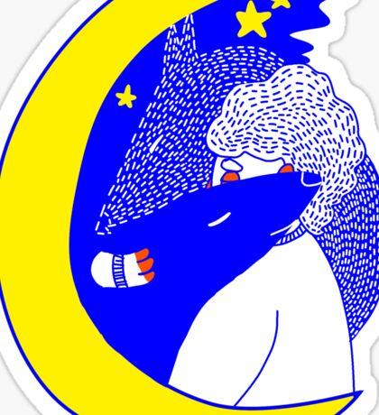 wolfstar (primary) Sticker