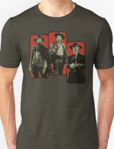 Blondie, Tuco and Angel Eyes T-Shirt