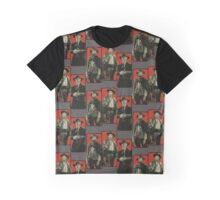 Blondie, Tuco and Angel Eyes Graphic T-Shirt