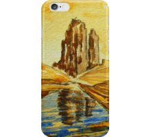ARCHES-N.P.-UTAH iPhone Case/Skin