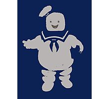 Mr. Stay Puft Marshmallow Man Photographic Print