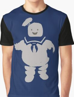Mr. Stay Puft Marshmallow Man Graphic T-Shirt