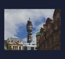 BT Tower in London Kids Tee