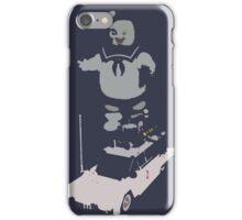 Run Run ECTO-1 iPhone Case/Skin