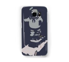 Run Run ECTO-1 Samsung Galaxy Case/Skin