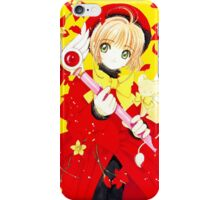 Sakura vs. Fiery iPhone Case/Skin