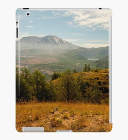 Mt St Helens iPad Case/Skin