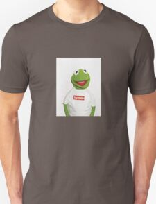 Kermit with Supreme T-Shirt