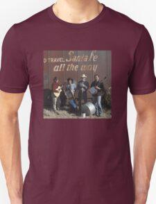 Watermelon Mountain Jug Band Back Cover T-Shirt