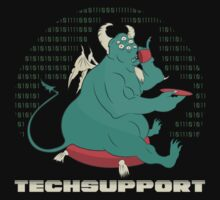 Techsupport by ikaccass