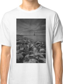 Black point Lighthouse Classic T-Shirt