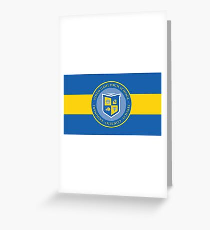 VGHS Greeting Card