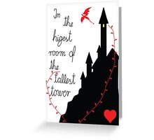 Highest tower Greeting Card