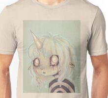 I Cry Sparkles - unicorn girl Unisex T-Shirt