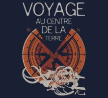 Books Collection: Jules Verne Kids Tee