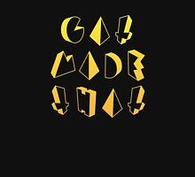 Catmadethat | Gold Blocks Unisex T-Shirt