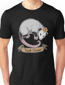 Trash Queen Opossum Possum Unisex T-Shirt